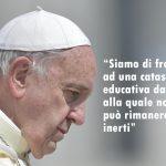 Appello di Papa Francesco per gli adolescenti in DAD