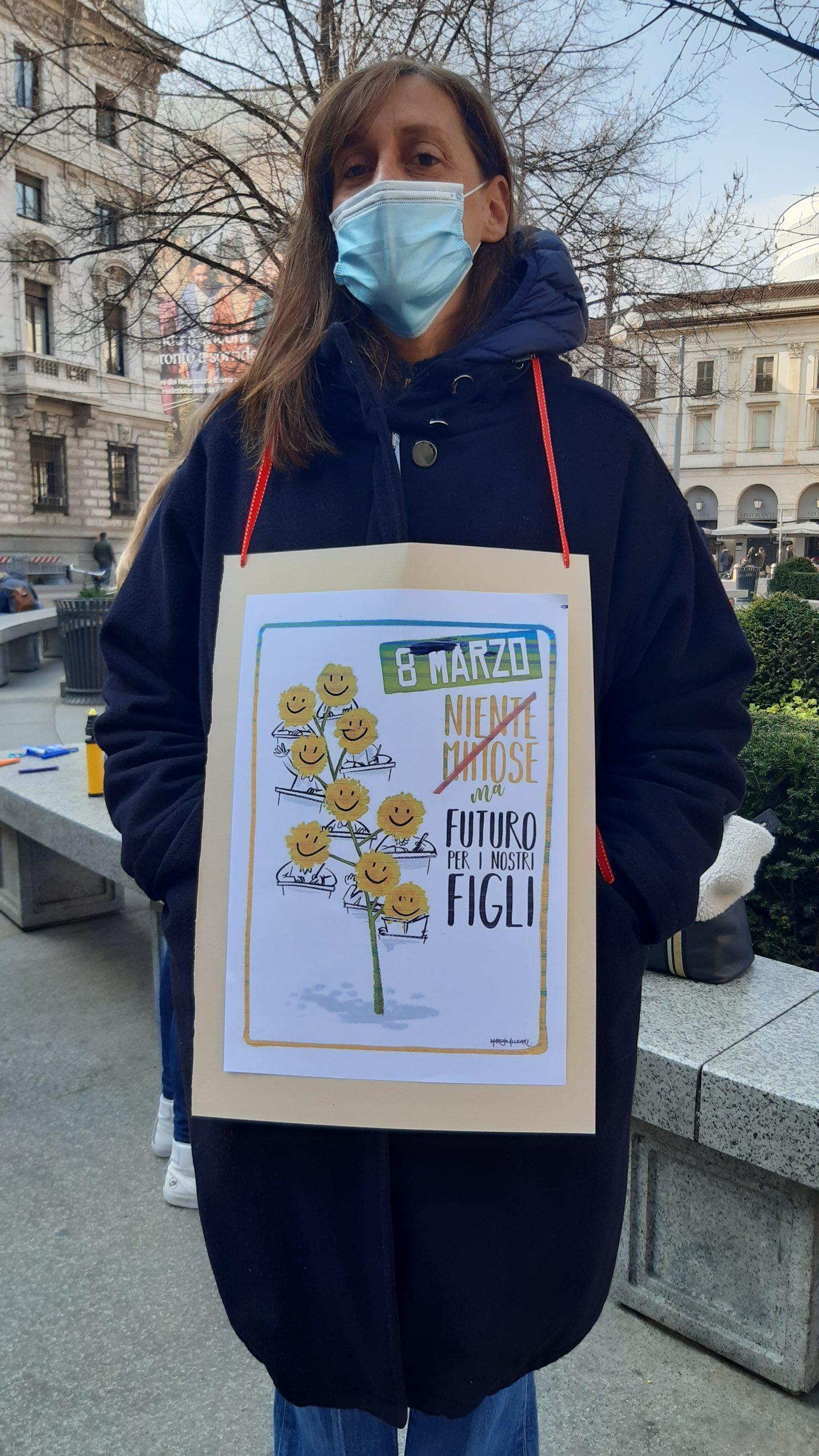 Una mamma a Palazzo Marino, No mimose ma futuro per i nostri figli
