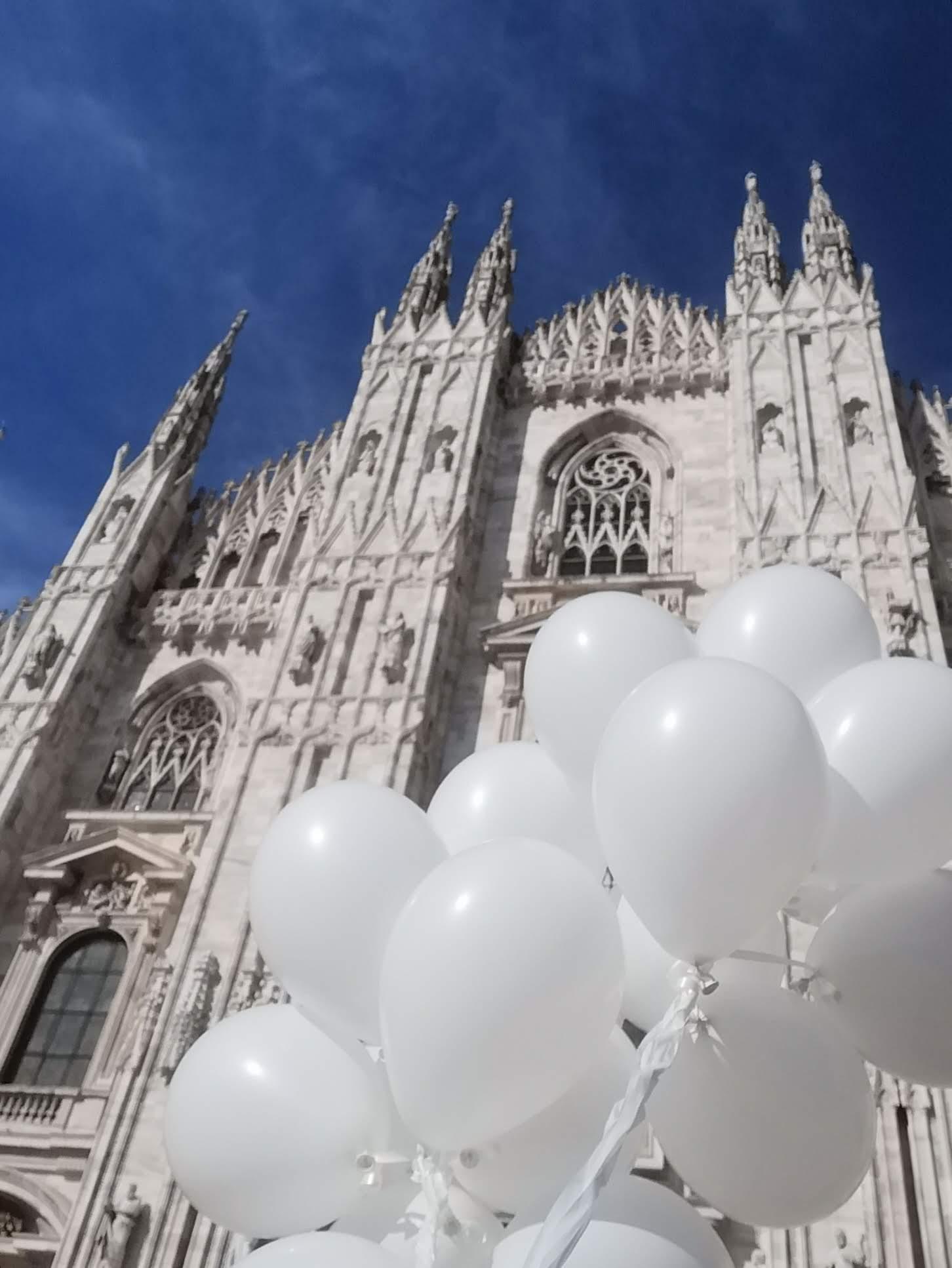Manifestazione A Scuola Piazza Duomo 21 Marzo