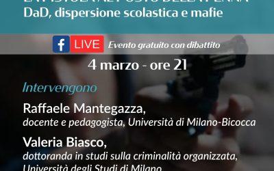Evento FB Live | La pistola al posto della penna – 04.03.21